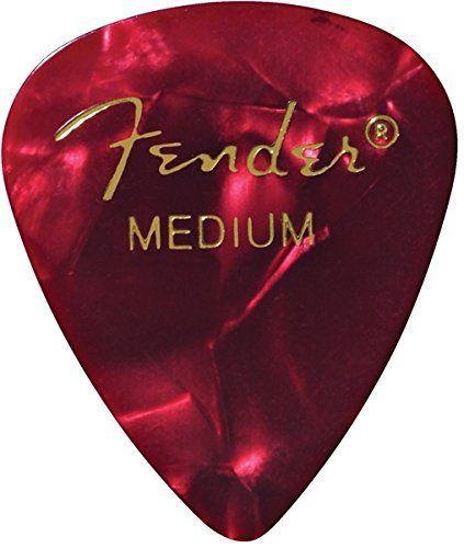 Fender 351 Shape Classic Celluloid Picks