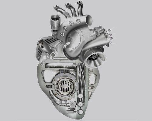 mechanical heart - Google Search | Heart | Pinterest