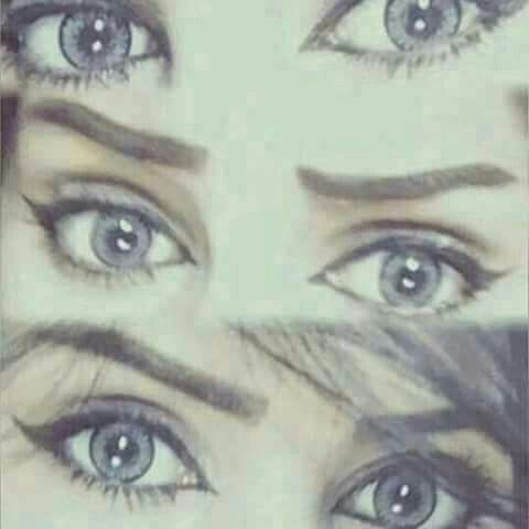 Pin By Le Ge N D Faiza On ѧmѧẕyiiℊ əⴤ ⴝ Pretty Eyes Cool