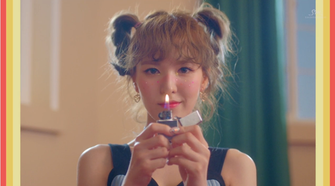Watch Red Velvet Plays Dangerous Games In Teaser Video