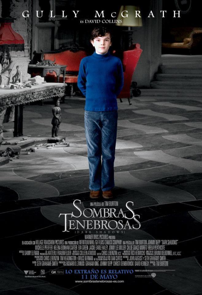 Sombras Tenebrosas Espanol Peliculas Completas Peliculas Tim Burton