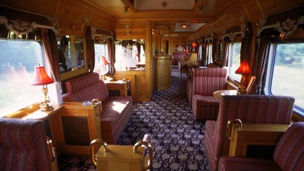 Your Own Private Railroad ~ Private Train Cars