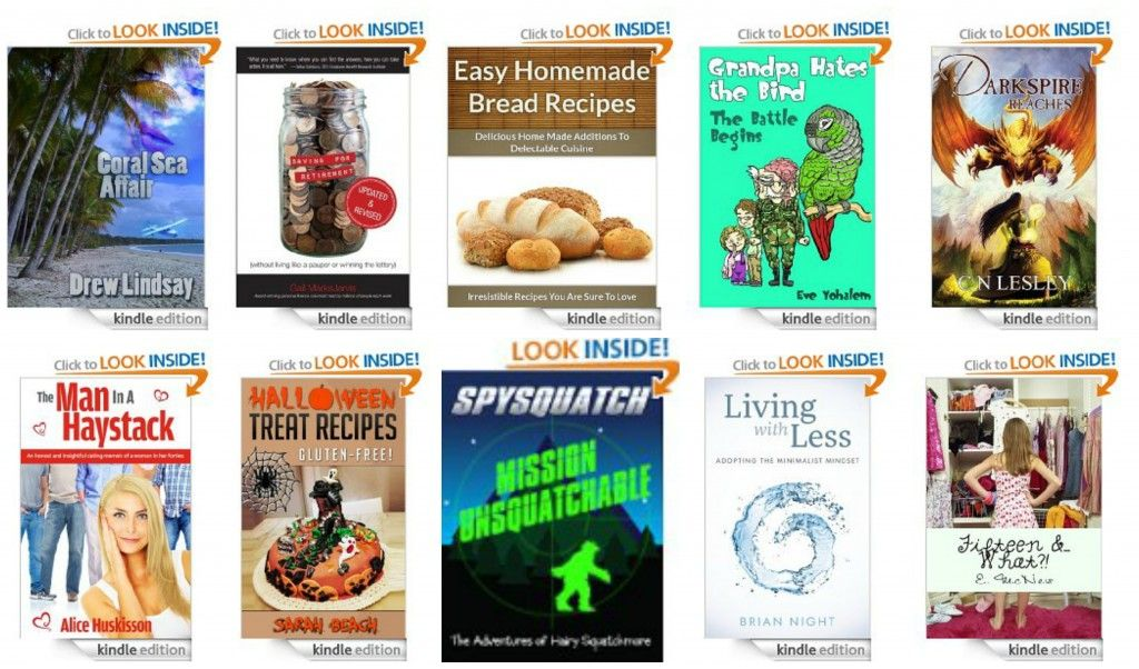 Free eBooks Free Kindle Books from Amazon for October 26