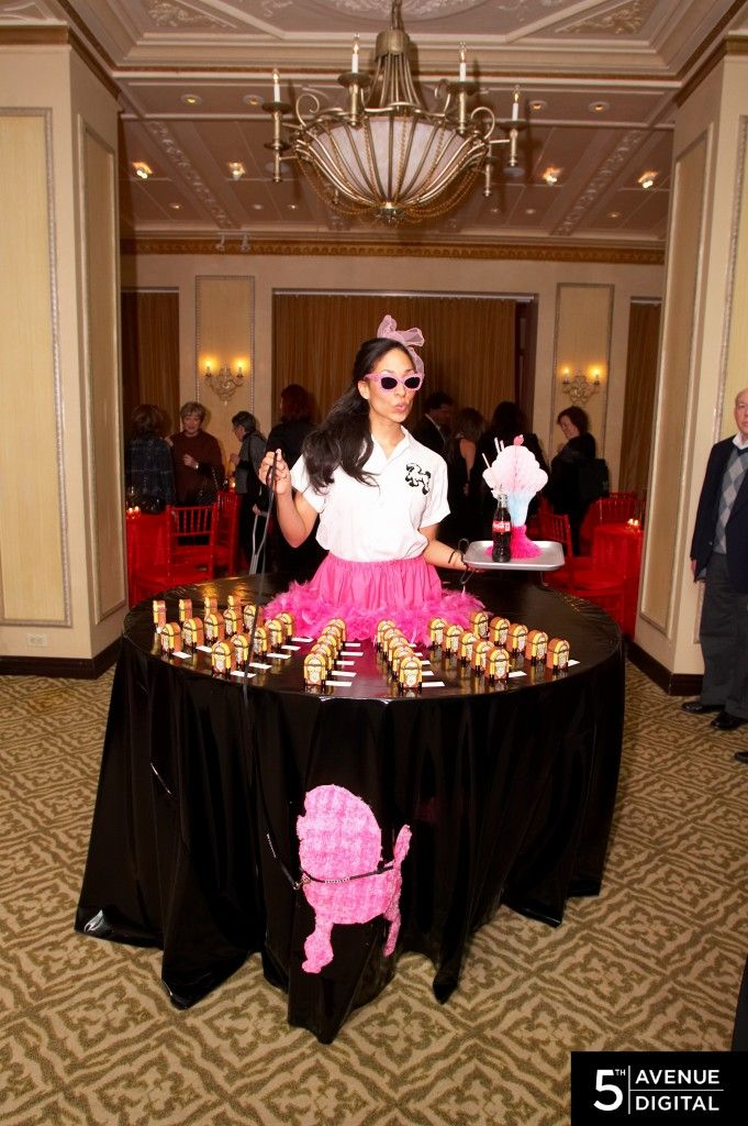 50s Themed Wedding Have Fun Mixing Settings Party Themes With