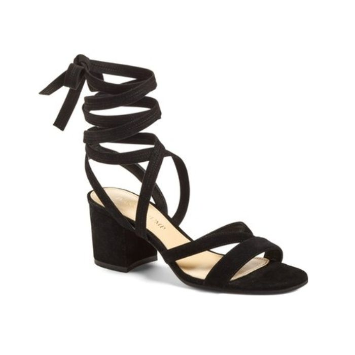 The Ten Best Lace Up Sandals // #6 Ivanka Trump Ellyn Lace-Up