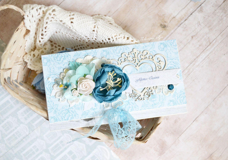 Открытка свадебная для денег 429
