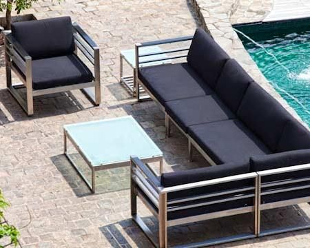Patio Living Outdoor Furniture Sets Outdoor Sofa Furniture