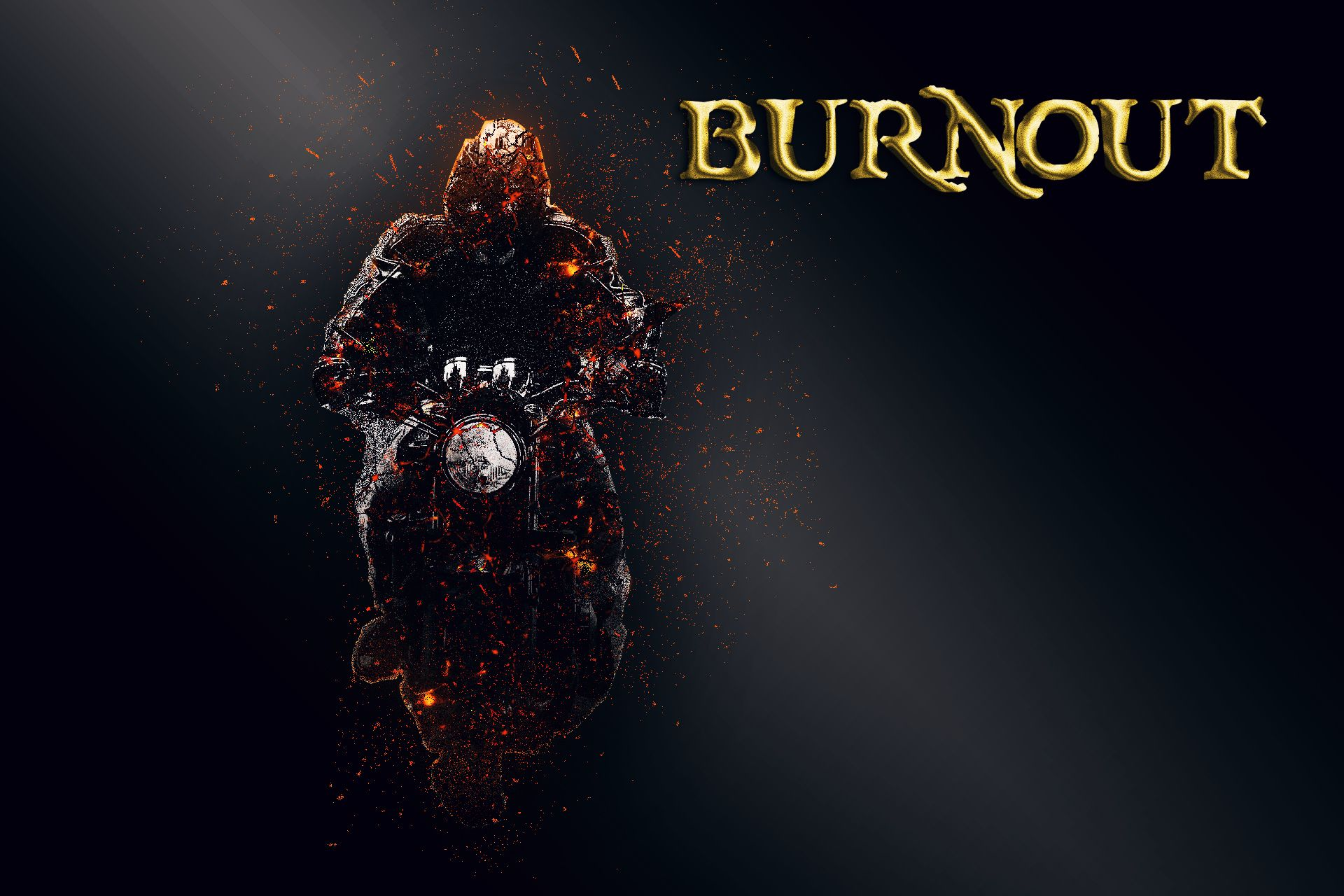 """Images For Print or T shirts Design-""""Burnout"""" (Give Away) 