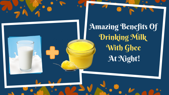 Ghee In Milk Is One Of The Simplest And Authentic Ways To Control Various Health Related Issues In Our Life There Are Still More Drink Milk Ghee Milk Benefits