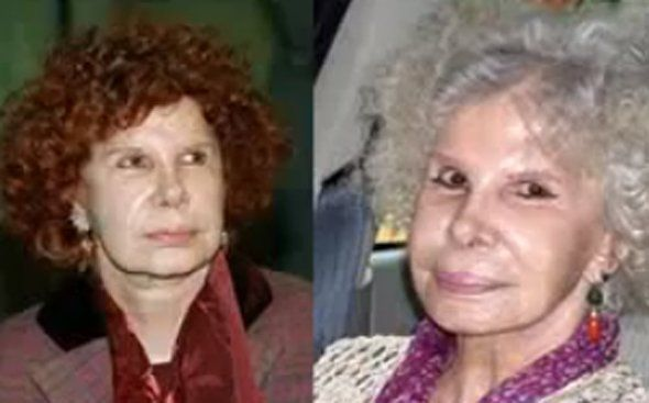 Duchess Of Alba Who Is Spanish Royalty Has Reportedly