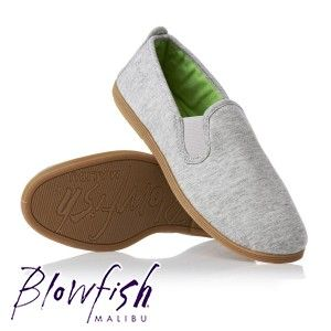 Blowfish Gadget Shoes - Grey Distressed
