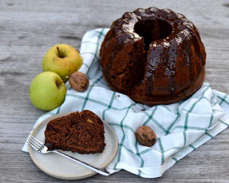 Kürbis Spinat Lasagne {Herbstliebe} | Laura dreams of Cakes #spinatlasagne