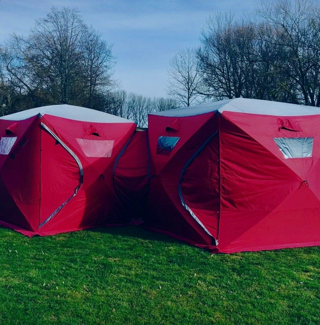 C&ing Tents - Cube Tent - Modular Connectable Tents & Camping Tents - Cube Tent - Modular Connectable Tents | Camping ...