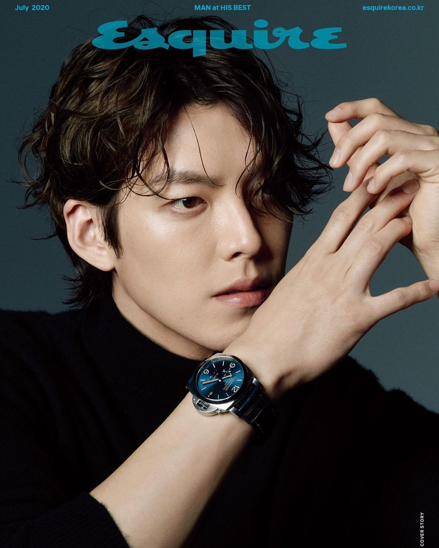Kim Woo Bin para Esquire Korea Julio 2020 https://bit.ly ...