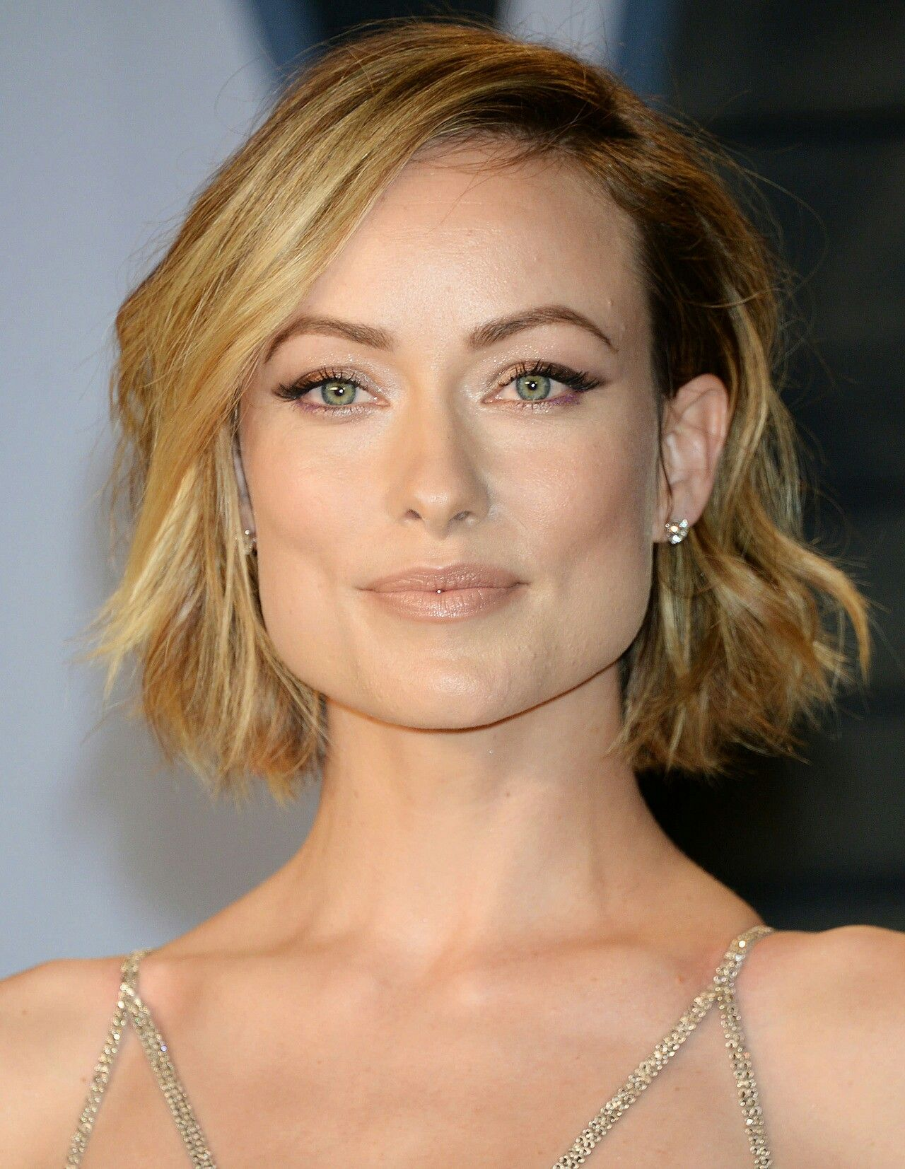 Olivia Wilde Square Face Hairstyles