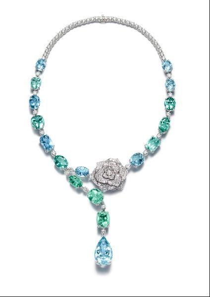 Photo of Piaget Mediterranean Garden Necklace