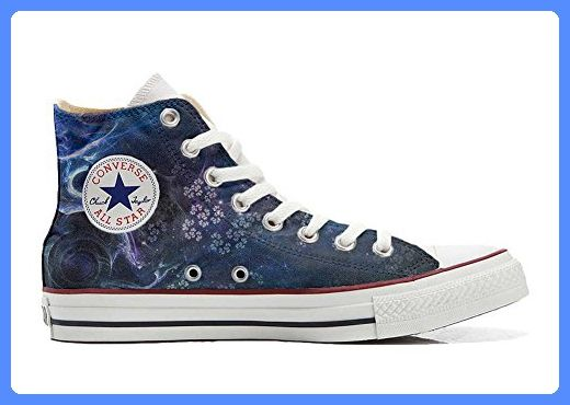 Make Your Shoes Converse Customized Adulte - chaussures coutume (produit artisanal) Infinity Texture size 34 EU sT9Hj5mi