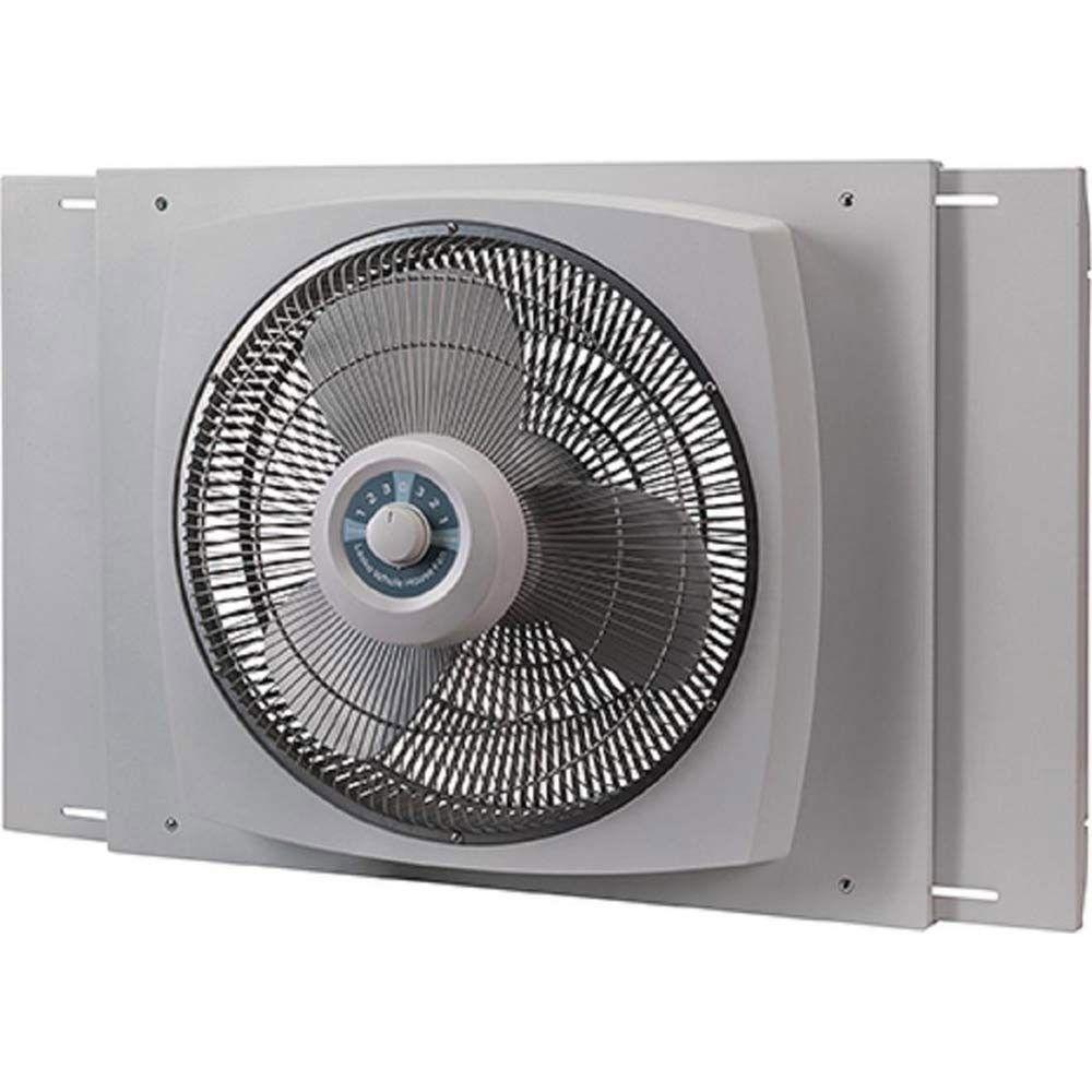 Lasko Lko W16900 16 Inch Whole House Expandable Window Fan With