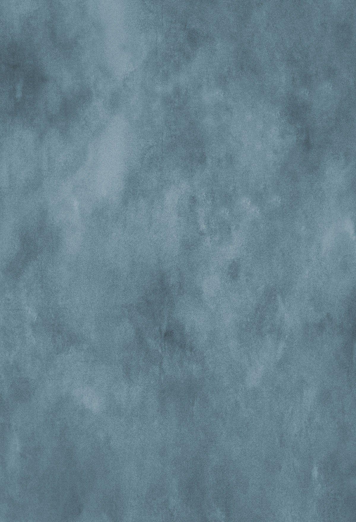 Kate Gray Light Blue Abstract Texture Senior Portrait Backdrop