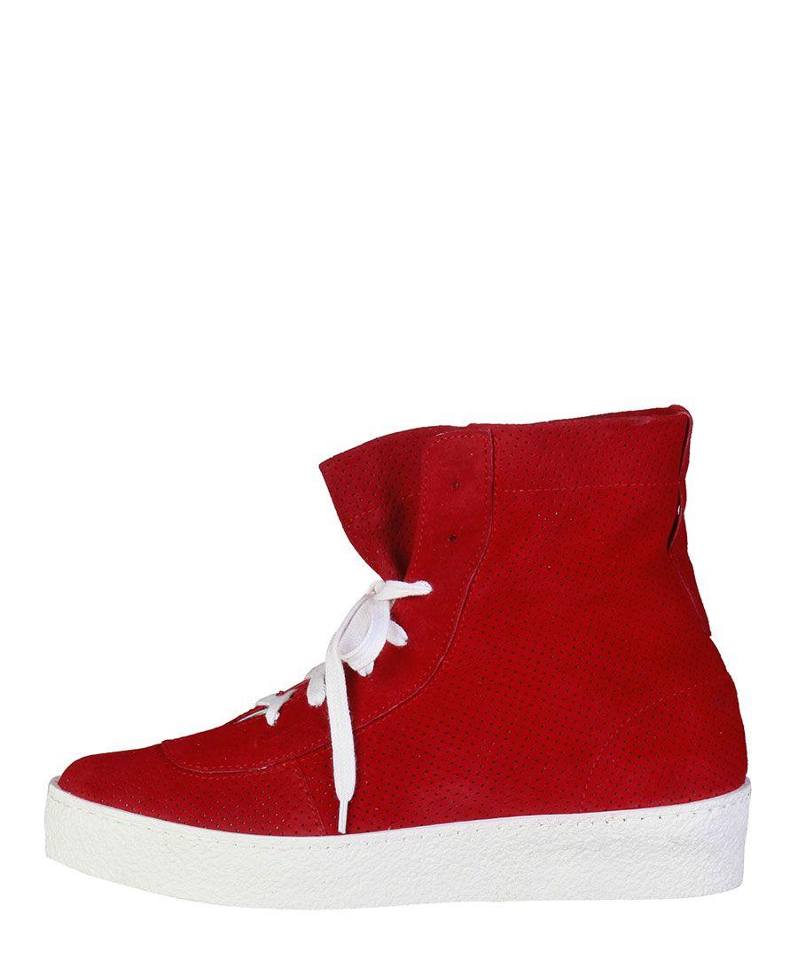 Sneaker uomo PIERRE CARDIN SAMIRA Rosso Primavera Estate