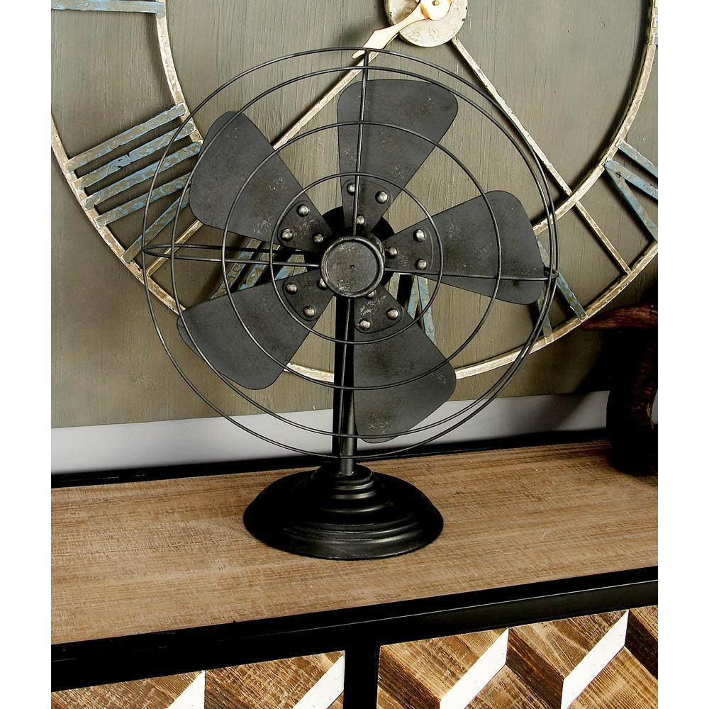 We Re Fixing It Vintage Industrial Furniture Metal Fan Table Fan