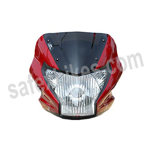 Front Fairing Visor Achiever Zadon Online Shop Accessories Motorcycle Parts And Accessories Motorcycle Parts