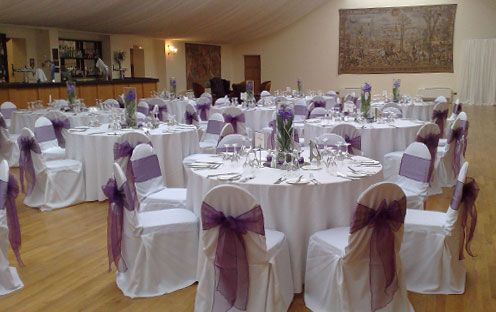 Lavender Table Decorations | table centres make the perfect focal