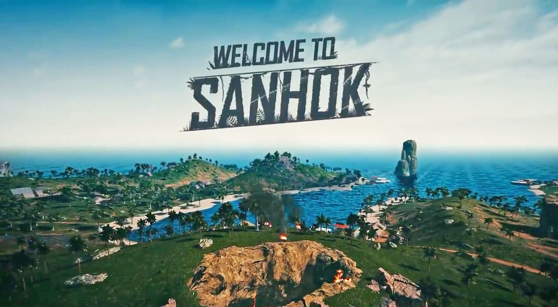 Pubg Erangel Wallpaper Image Result For Welcome To Sanhok Wallpaper Hd Peta