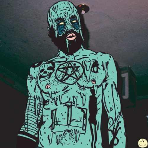 Death Grips Album Art Art Mc Ride