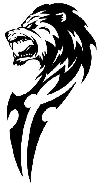 Pin Oleh Kaine Lus Di Tattoo Singa