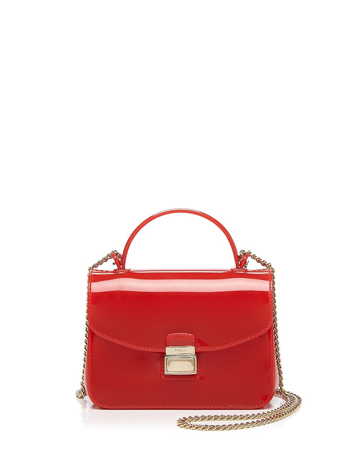 Candy crossbody bag - Red Furla 7fVkVZcHgJ