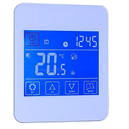 Reliance White Touchscreen Programmable Room Thermostat