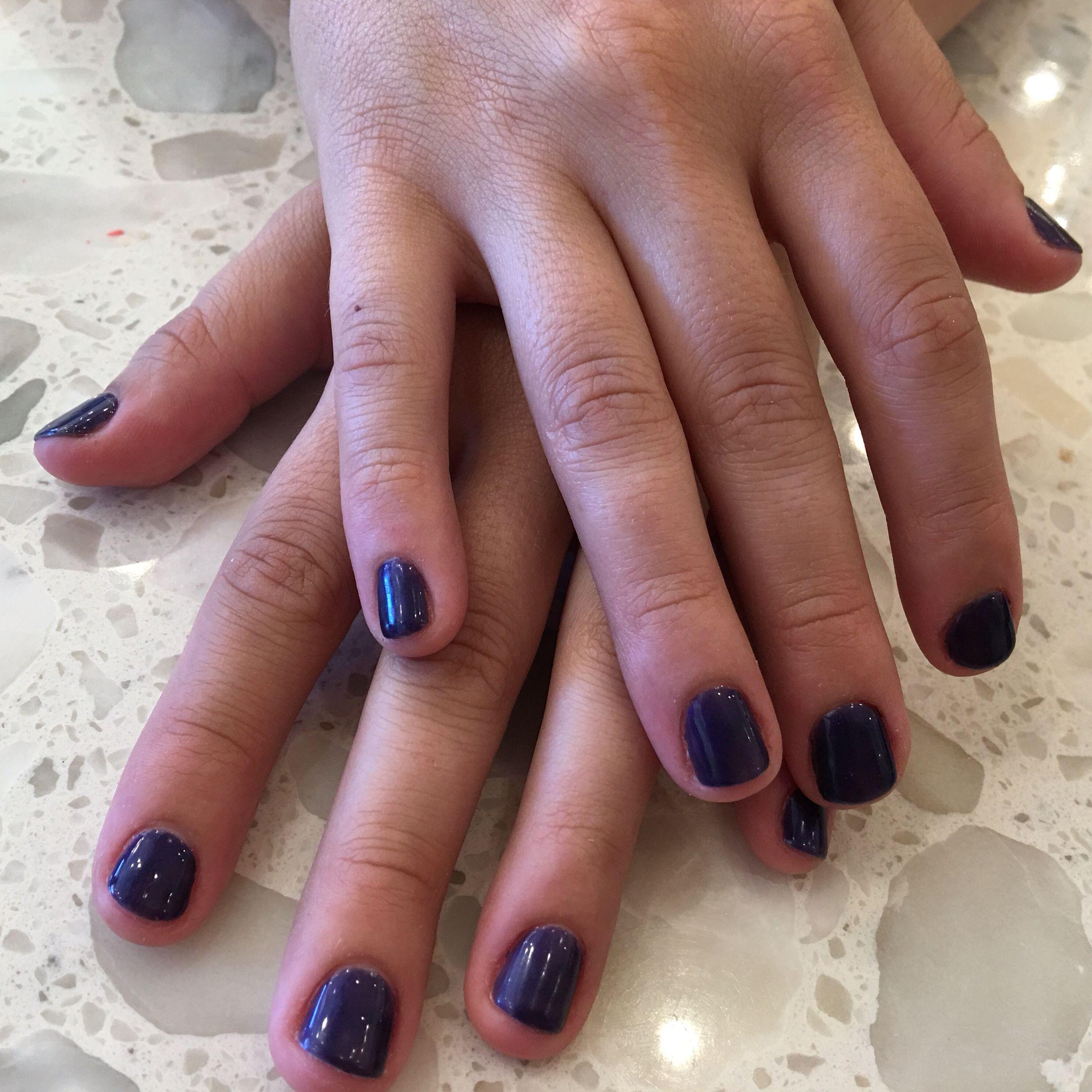 Antoinette By Cacee Gelcolor Gelpolish Gelmani Gelnails Cacee Envynailspaclt Southwestcharlotte Gel Nails Gel Color Nail Spa