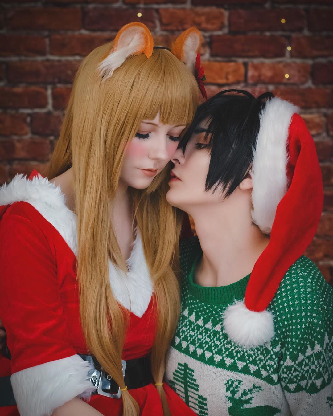 Excited for coming Christmas. How about you? 🍬 Raphtalia
