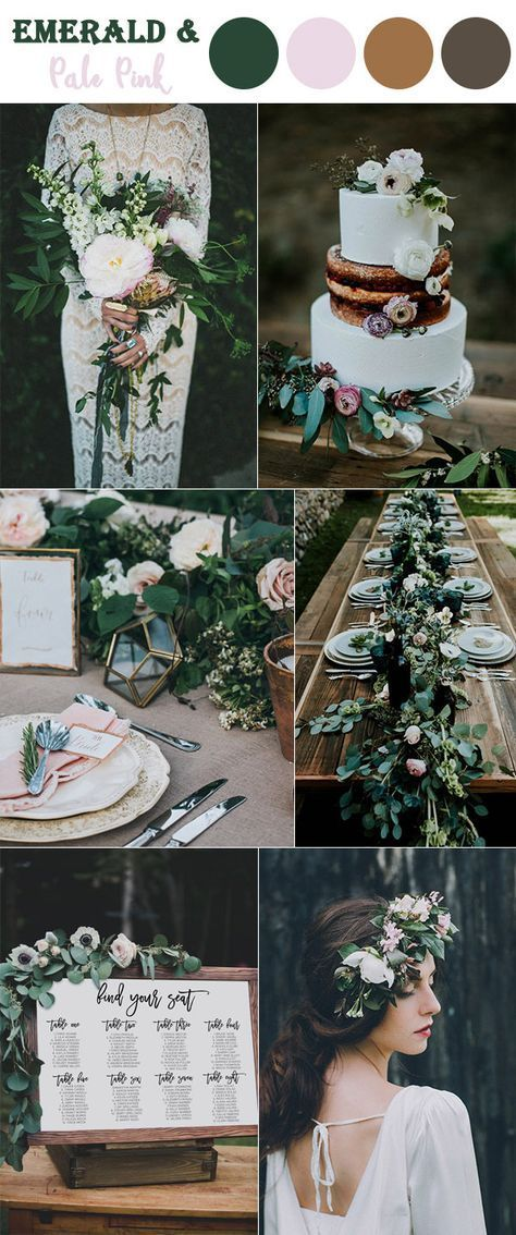 Wedding colors schemes summer 2020 68+ ideas for 2019