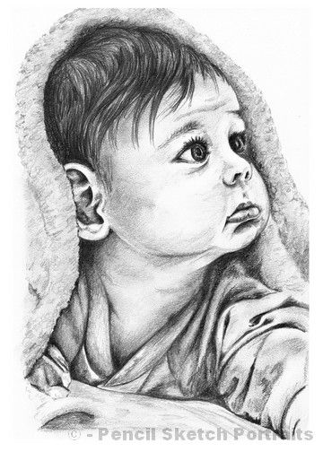Pencil portrait drawing artist pencil portrait drawings for sale