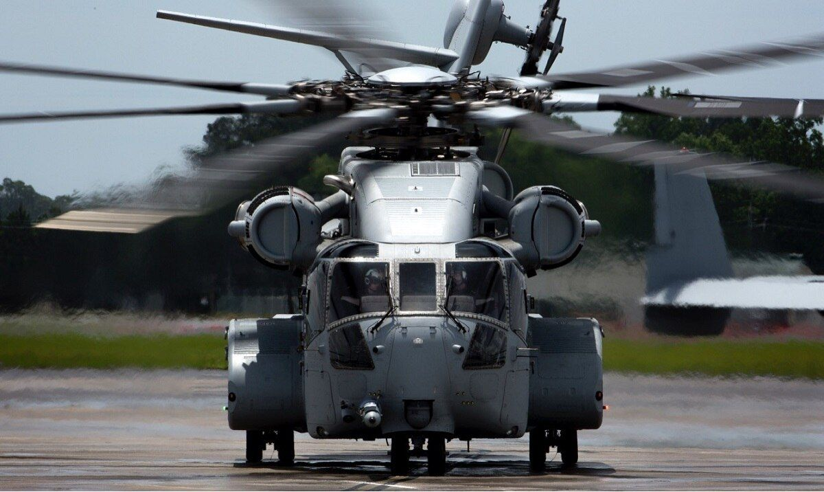 Interesting Facts about the Sikorsky CH53K King Stallion