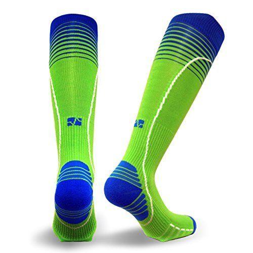 057497da6d Save on Vitalsox Italian Premium Patented Graduated Compression Silver  Drystat Running Socks(1Pair-Compression) Green Medium and more