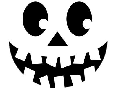 free pumpkin stencils | Pumpkin stencils | Pinterest | Free pumpkin ...