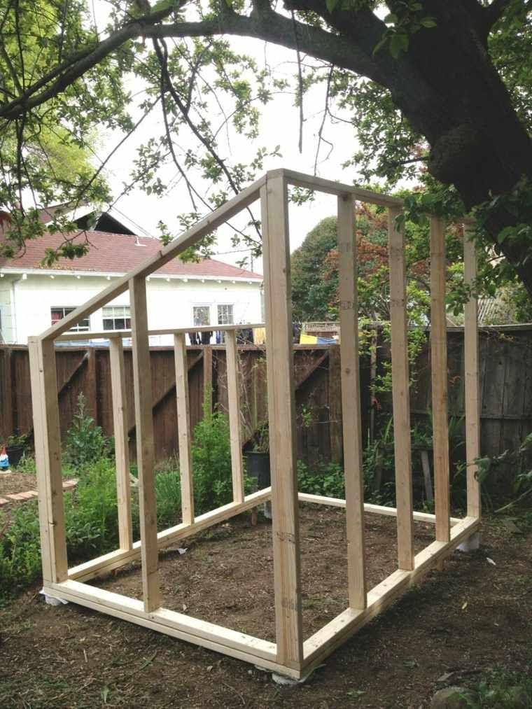 Serre De Jardin La Maison Ideale Pour Vos Plantes En Hiver Serre Jardin Construire Abri De Jardin Jardins