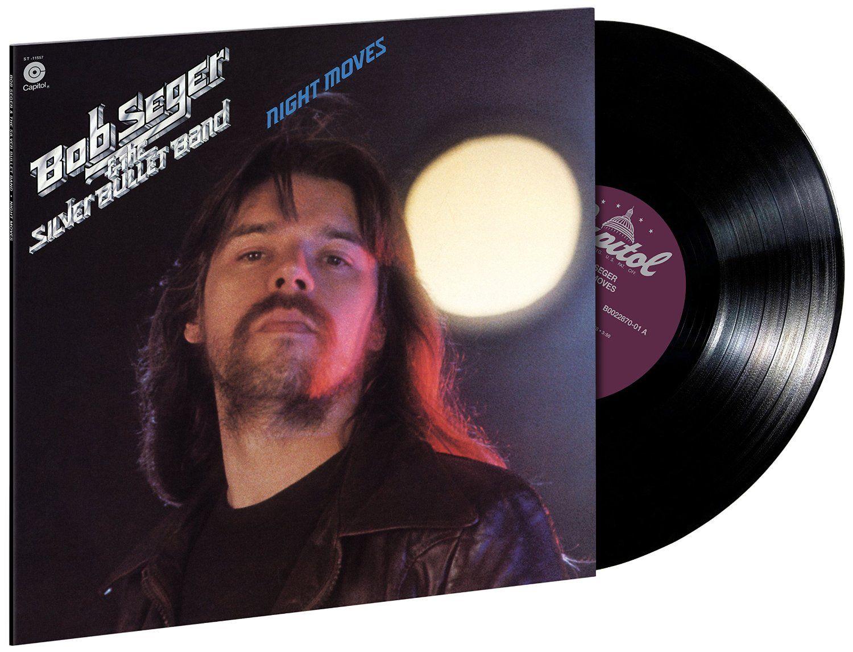 Bob Seger S Night Moves Back On Vinyl Bob Seger Night Moves Music