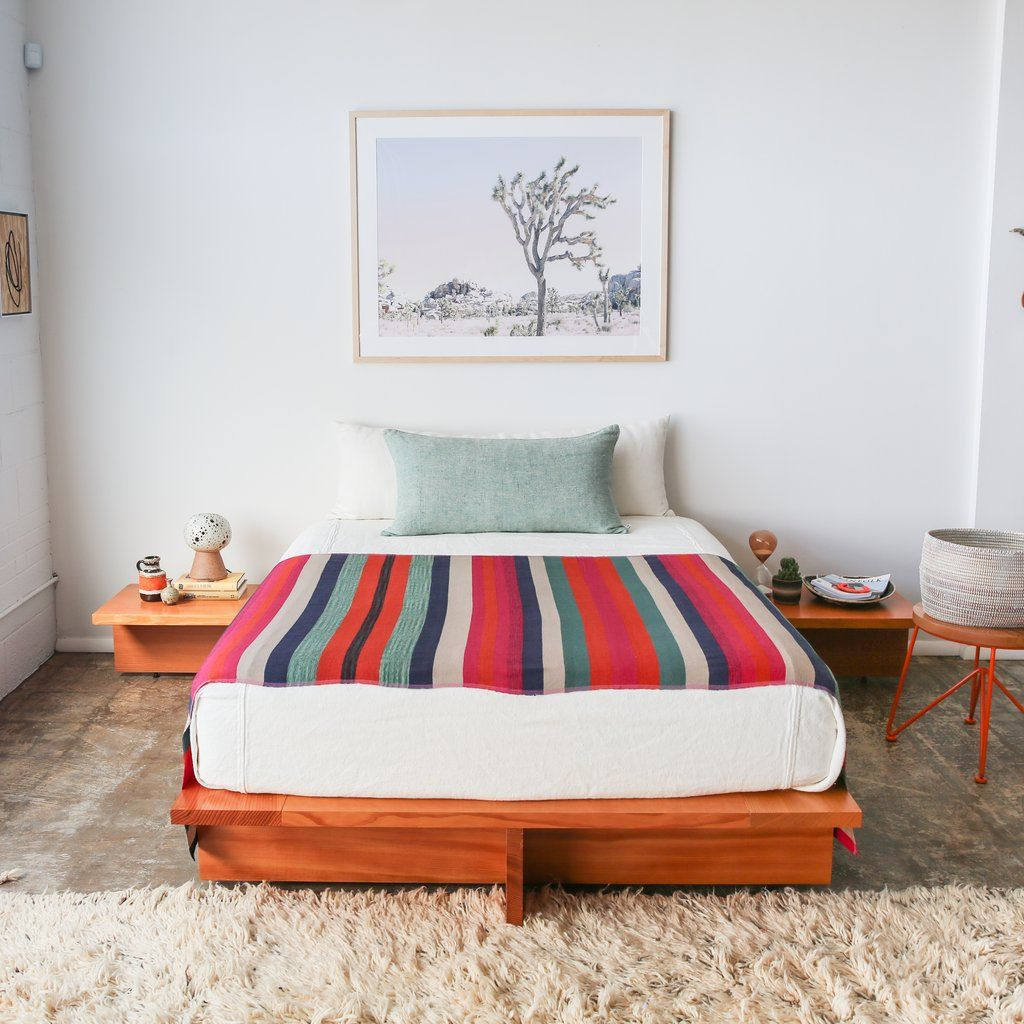 Photo of Desert Blanket – Indigo
