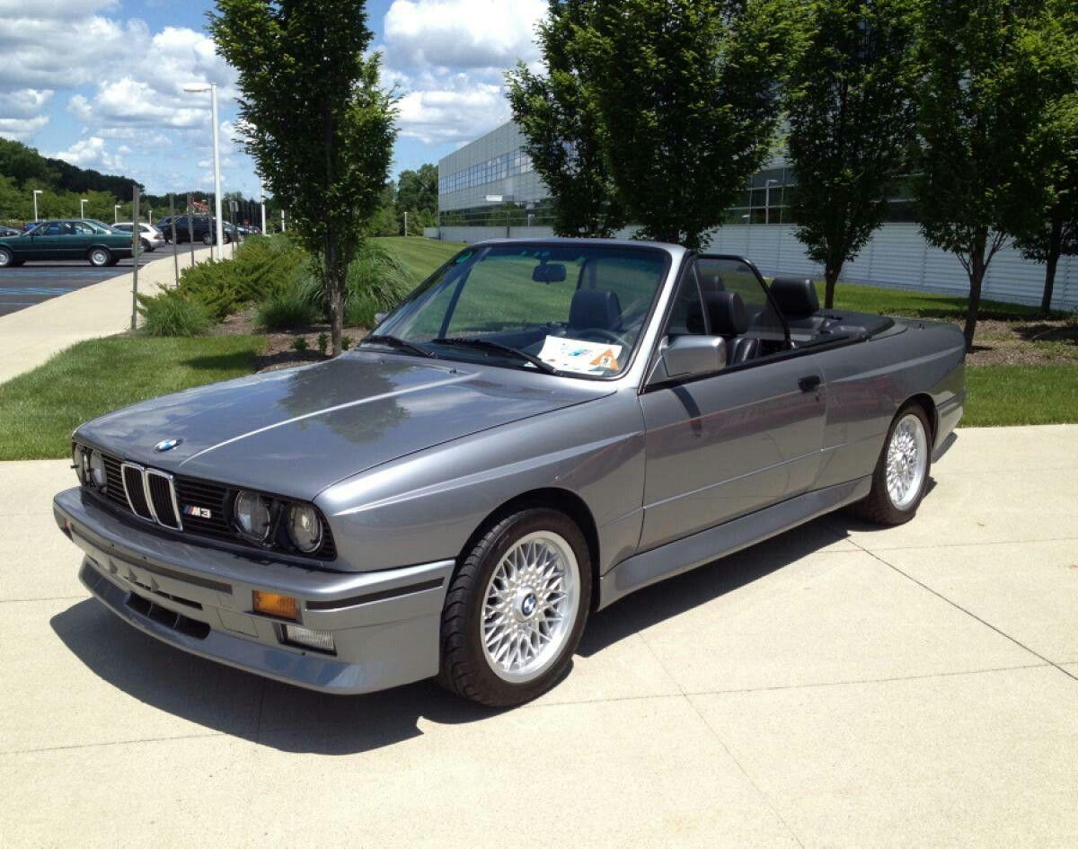 Grey M3 E30 Convertible Bmw E30 Convertible E30 Convertible Bmw E30