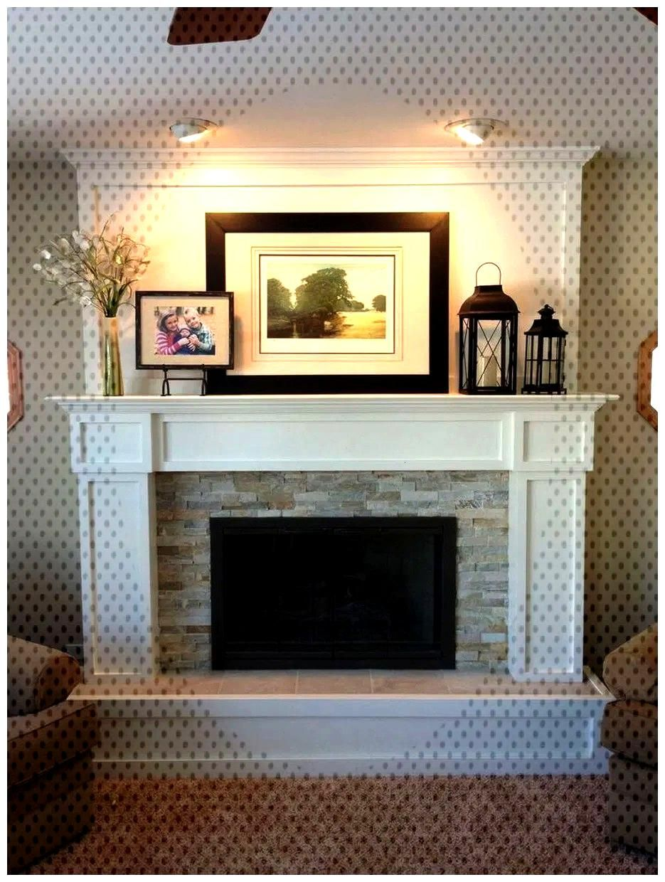 Great Absolutely Free farmhouse Fireplace Surround Thoughts Concrete fireplaces can turn a regular