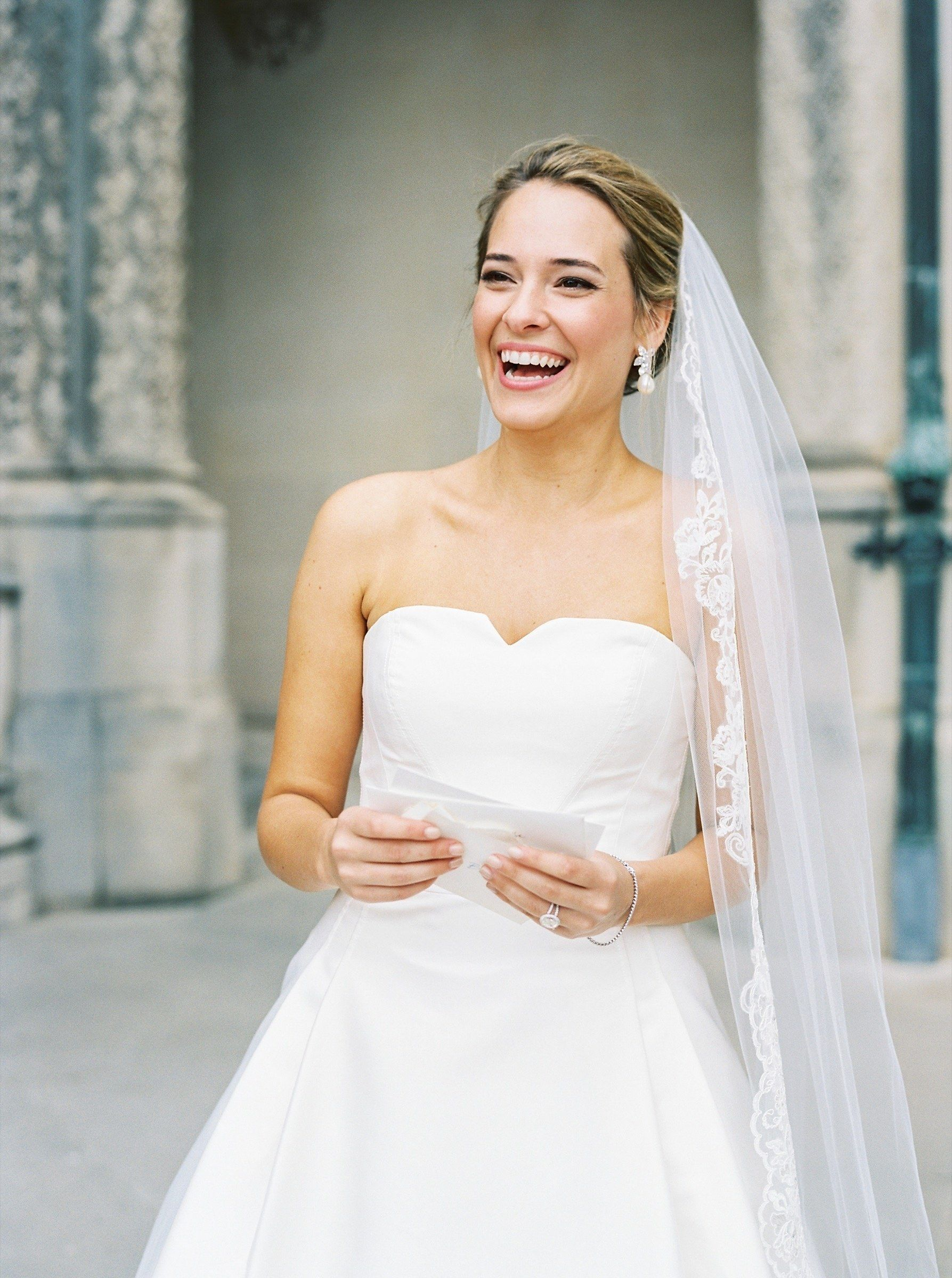 English garden inspired wedding dresses