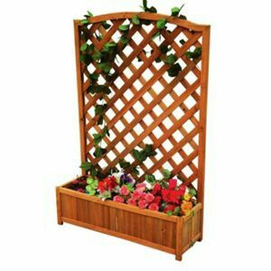 Lattice Garden Planter Homebase 30 For The Homeoutdoor