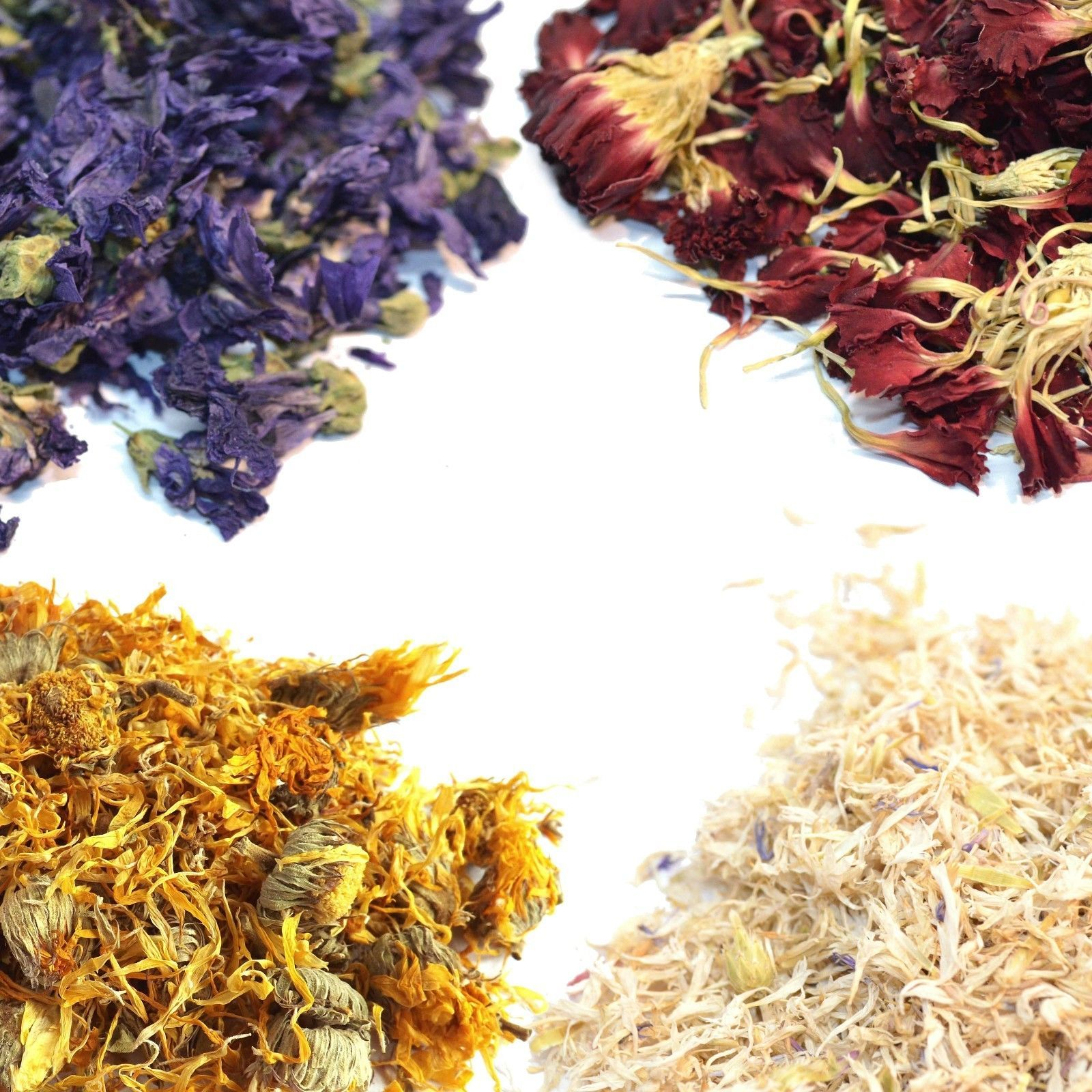 099 Gbp Dried Petals Flowers Best Price Rose Buds Chamomile