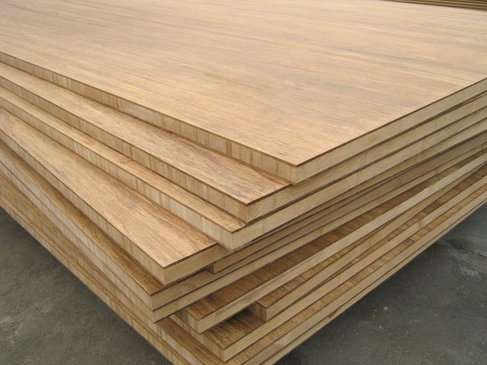 Strand Woven Bamboo Plywood Bamboo Panels Bamboo Furniture