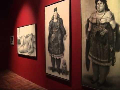 Once Noticias- Conmemora Botero 80 años de vida con exposición e