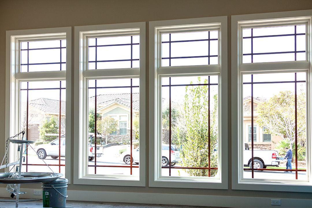 Please Pardon Our Dust Andersen Casement Windows Prairie Style Windows Transom Windows